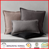 2017 New Design Cotton Linen Solid Color Cushion Cover Df-C316