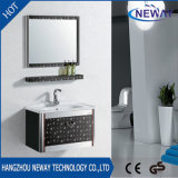 Simple Wall Mounted Steel Classic Bathroom Cabinet Furniture