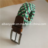 Multi Color Polyester Ropes Elastic Braided Belt