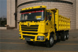 Best Selling Shacman 290HP 6X4 Dump Truck for Algeria