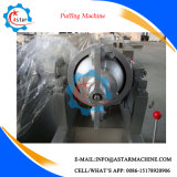 Heat by Gas Corn Wheat Peanut Puffing Machine