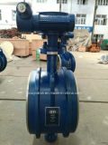 Bi-Direction Sealing Dn450 Pn25 Eccetric Butterfly Valve