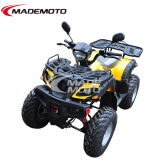 ATV with Big Rear Light