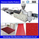 PVC Car Floor Mat/Carpet/Pad Plastic Extrusion Line