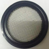 Food Grade Tri Clamp Sealing Ring with 30mesh Stainless Steel