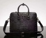 Fashion Handmake Crocodile Leather Laptop Bag (F1116)