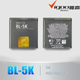 High Capacity Mobile Phone Battery for Bl-5k