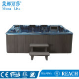 European Style 8-9 People Capacity Acrylic Outdoor SPA Hot Tub (M-3320)