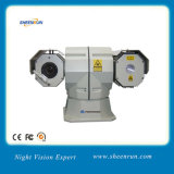 4.5-135mm Lens Vehicle and Police Car Mounted Laser Illumination Night Vision Camera