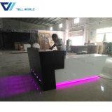 Beauty Salon LED Custom Made SPA Reception Desks