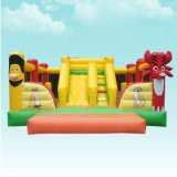 Commercial Amusement Park Animal Inflatable Bouncer with Slide Inflatable Products