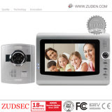 7 Inch Wired Video Door Phone for Single Villa Intercom