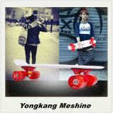 New Plastic Mini Cruiser Fish Wholesale Longboard Skateboard