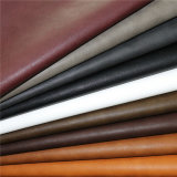 Synthetic Coated PU Imitation Leather Fabric for Sofa Seating