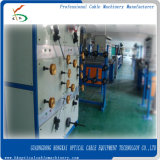 FTTH Drop Cable+Simple/Double Fiber Optic Cable Production Line
