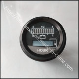 Forklift Parts Curtis Battery Indicator Meter 48V Hourmeter for Electric Vehicle 808