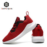 Wholesale ODM Flyknit Sneakers OEM Jogging Sport Running Shoes