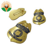 Cheap Custom Hard Enamel Military Police Badge