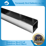 ASTM 304 Stainless Steel Square Pipe for Decoration