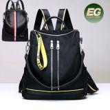 Wholesale Fashion Backpack Bag Genuine Leather Bags Nylon School Bag Waterproof Backpacks From China Bk24