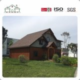 Real Estate Light Steel Simple Prefab Villa Made in China