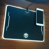 2018 Wireless Charger Mouse Mat with LED Illuminate