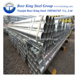Special Price Scaffolding Steel Pipe Black Tube Electro Galvanized or Hot DIP Galvanized Surface Treatment