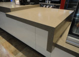 Solid Surface Reception Counter Kitchen Counters Commercial Tables