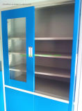 Document Storage Cupboard File Cabinet Steel Filing Cabinet for Laboratory School Office Institute Use