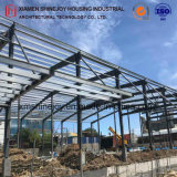 Cheap Prefabricated Steel Structure Plants for Poultry Living Animals
