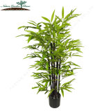 Factory Price Outdoor Real Bamboo Tree Plastic Plants Artificial