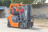 China Battery Forklift Counterbalance Forklift Truck 2.0 Ton