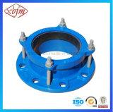 OEM/ODM Factory Ductile Iron Fittings Di Flange Coupling Adaptor Universal Flange Adaptor