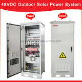 48VDC Solar Power Telecom System Single-Energy or Multi-Energy Hybrid Power Supply