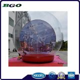 Inflatable Snow Globe Ball for Christmas Promotion