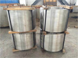 3MW-30MW Non-Magnetic Steel Retaining Ring Forging for Generator