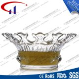 270ml Engraved Clear Glass Salad Bowl (CHM8440)