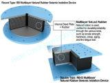 Seismic Isolator, Seismic Base Isolator