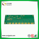 Multilayer PCB with Half Hole Circuit Board