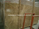 Light Emperador Marble Tile Slab