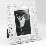 China Factory Wholesale Resin Baroque Photo Frame