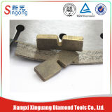 Marble Diamond Saw Blade Segment for Limestone