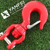 G80 Clevis Swivel Hook with Bearing for En818-2 G80 Chain