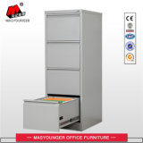 Steel Office Metal Powder Coating Furniture Use Vertical File 4 Drawers Storage Filing Cabinet