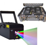 RGB 4000MW DIY Mini Outdoor Laser Light Animation Show Laser Projector