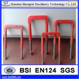 Plastic Coating Stainless Steel Manhole Step