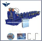 Galvanizd Steel C&Z Metal Purlin Interchangeable Roll Forming Machine Get Latest Price