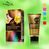 Rainbow Polish Hair Color for House Use