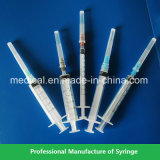 Manufacturer of Disposable Syringe with Needle