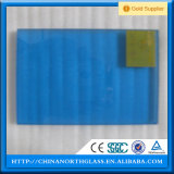 China Top Quality Ocean Blue Tinted Glass